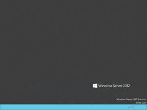 Windows Server 2012 Administrator Desktop