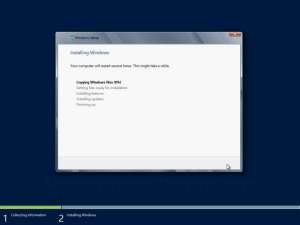 Windows Server 2012 Copying Files